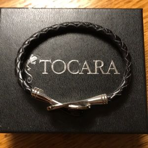 Tocara Jewelry - SALE PRICE!! TOCARA LEATHER BRACELET